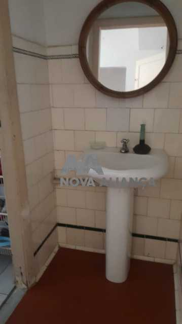 04 banheiro social. - Casa à venda Rua Sampaio Viana,Rio Comprido, Rio de Janeiro - R$ 680.000 - NTCA80003 - 7