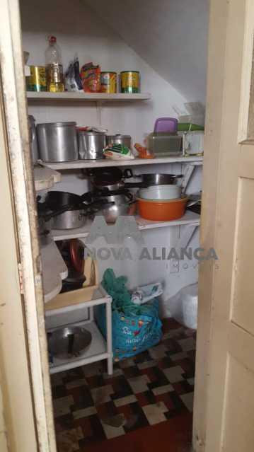 06 dispensa. - Casa à venda Rua Sampaio Viana,Rio Comprido, Rio de Janeiro - R$ 680.000 - NTCA80003 - 12