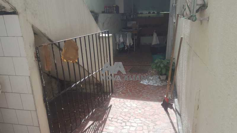 area de serviço. - Casa à venda Rua Sampaio Viana,Rio Comprido, Rio de Janeiro - R$ 680.000 - NTCA80003 - 18