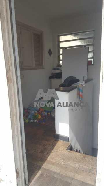 circulação terraço. - Casa à venda Rua Sampaio Viana,Rio Comprido, Rio de Janeiro - R$ 680.000 - NTCA80003 - 19