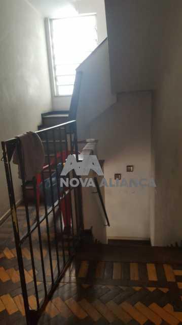 escadas. - Casa à venda Rua Sampaio Viana,Rio Comprido, Rio de Janeiro - R$ 680.000 - NTCA80003 - 17