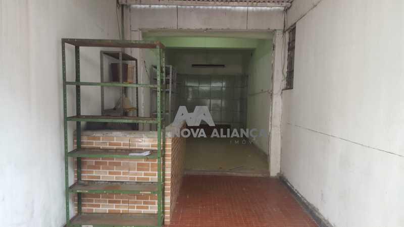 frente da garagem. - Casa à venda Rua Sampaio Viana,Rio Comprido, Rio de Janeiro - R$ 680.000 - NTCA80003 - 21