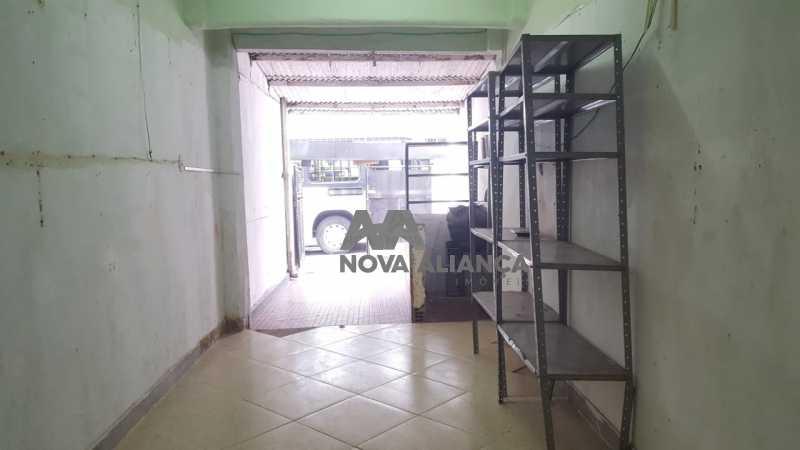 garagem. - Casa à venda Rua Sampaio Viana,Rio Comprido, Rio de Janeiro - R$ 680.000 - NTCA80003 - 20