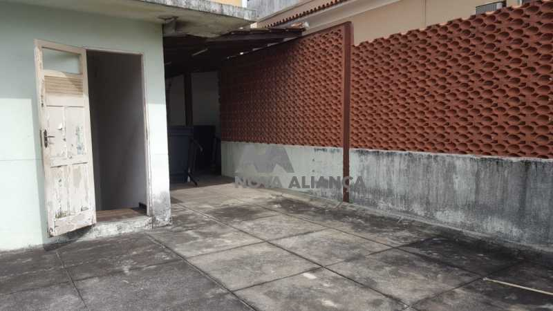 terraço 2. - Casa à venda Rua Sampaio Viana,Rio Comprido, Rio de Janeiro - R$ 680.000 - NTCA80003 - 22