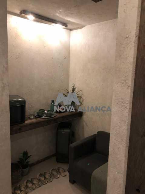 sala - Sala Comercial 44m² à venda Avenida Olegário Maciel,Barra da Tijuca, Rio de Janeiro - R$ 365.000 - NCSL00158 - 5