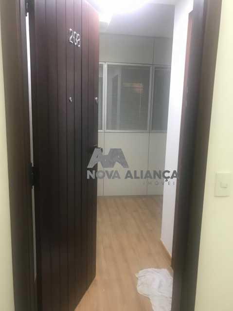sala - Sala Comercial 45m² à venda Avenida Olegário Maciel,Barra da Tijuca, Rio de Janeiro - R$ 365.000 - NCSL00157 - 5