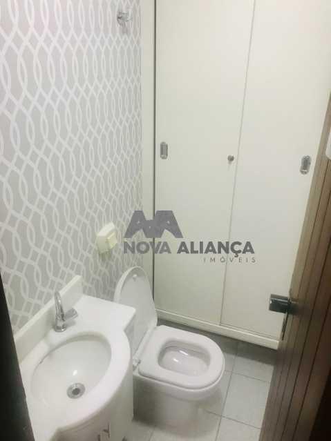 sala1 - Sala Comercial 45m² à venda Avenida Olegário Maciel,Barra da Tijuca, Rio de Janeiro - R$ 365.000 - NCSL00157 - 7