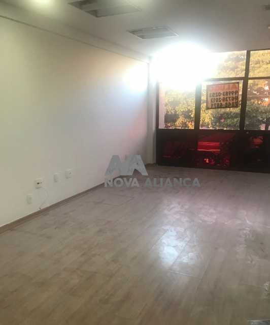 sala3 - Sala Comercial 45m² à venda Avenida Olegário Maciel,Barra da Tijuca, Rio de Janeiro - R$ 365.000 - NCSL00157 - 1