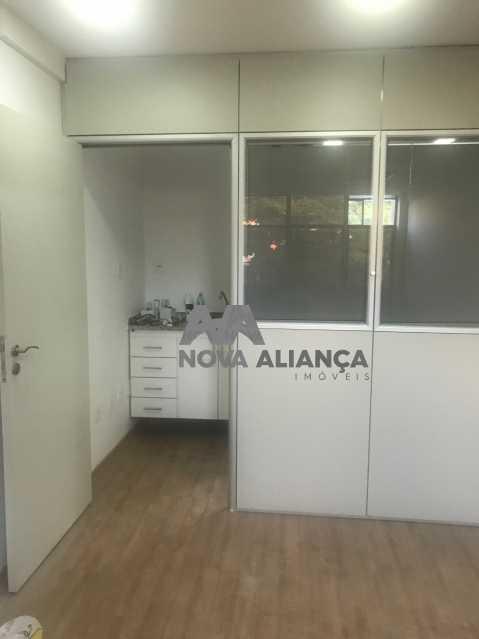 sala4 - Sala Comercial 45m² à venda Avenida Olegário Maciel,Barra da Tijuca, Rio de Janeiro - R$ 365.000 - NCSL00157 - 3