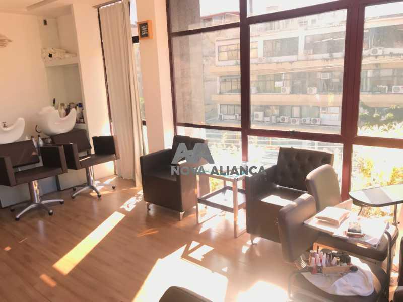 sala1 - Sala Comercial 45m² à venda Avenida Olegário Maciel,Barra da Tijuca, Rio de Janeiro - R$ 450.000 - NCSL00156 - 4