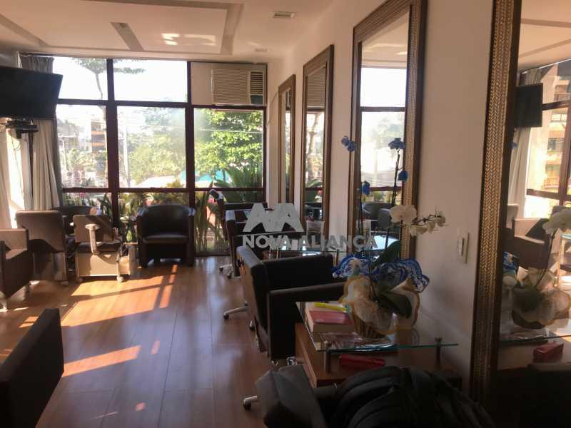 sala2 - Sala Comercial 45m² à venda Avenida Olegário Maciel,Barra da Tijuca, Rio de Janeiro - R$ 450.000 - NCSL00156 - 3