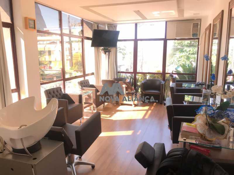 sala3 - Sala Comercial 45m² à venda Avenida Olegário Maciel,Barra da Tijuca, Rio de Janeiro - R$ 450.000 - NCSL00156 - 1