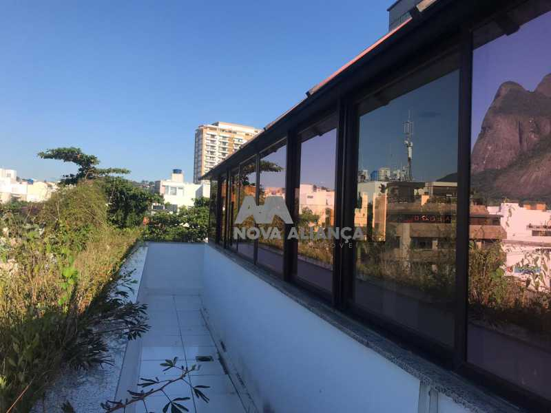 sala10 - Apartamento à venda Avenida Olegário Maciel,Barra da Tijuca, Rio de Janeiro - R$ 725.000 - NCAP00706 - 1