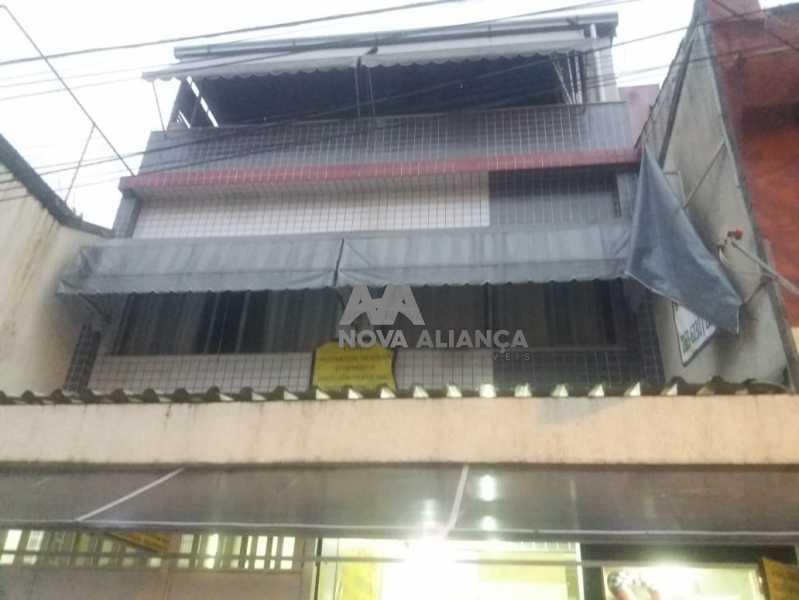C1 - Casa à venda Rua do Matoso,Rio Comprido, Rio de Janeiro - R$ 740.000 - NTCA20019 - 6