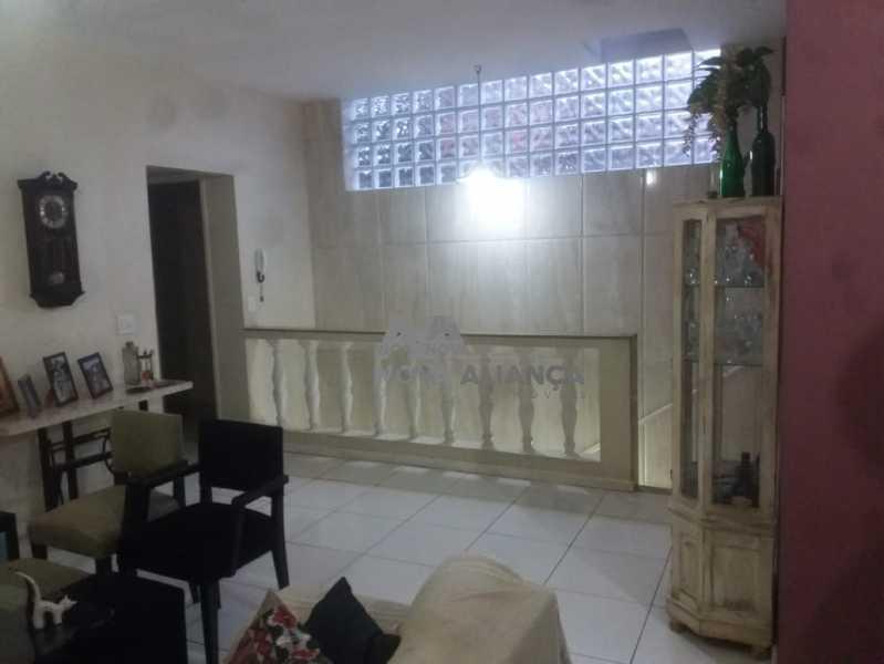 C37 - Casa à venda Rua do Matoso,Rio Comprido, Rio de Janeiro - R$ 740.000 - NTCA20019 - 3