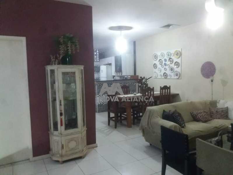 C35 - Casa à venda Rua do Matoso,Rio Comprido, Rio de Janeiro - R$ 740.000 - NTCA20019 - 1