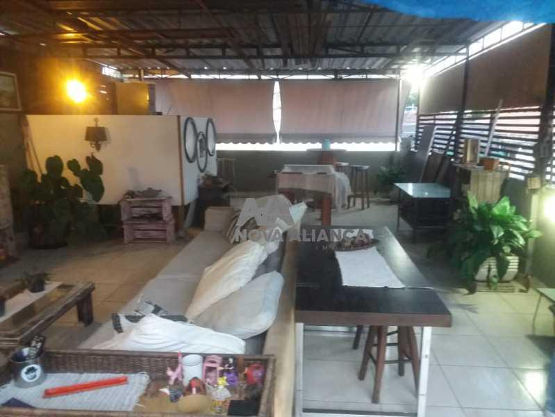 C57 - Casa à venda Rua do Matoso,Rio Comprido, Rio de Janeiro - R$ 740.000 - NTCA20019 - 24