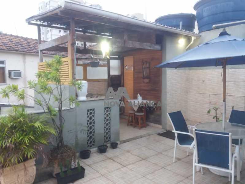 C53 - Casa à venda Rua do Matoso,Rio Comprido, Rio de Janeiro - R$ 740.000 - NTCA20019 - 25
