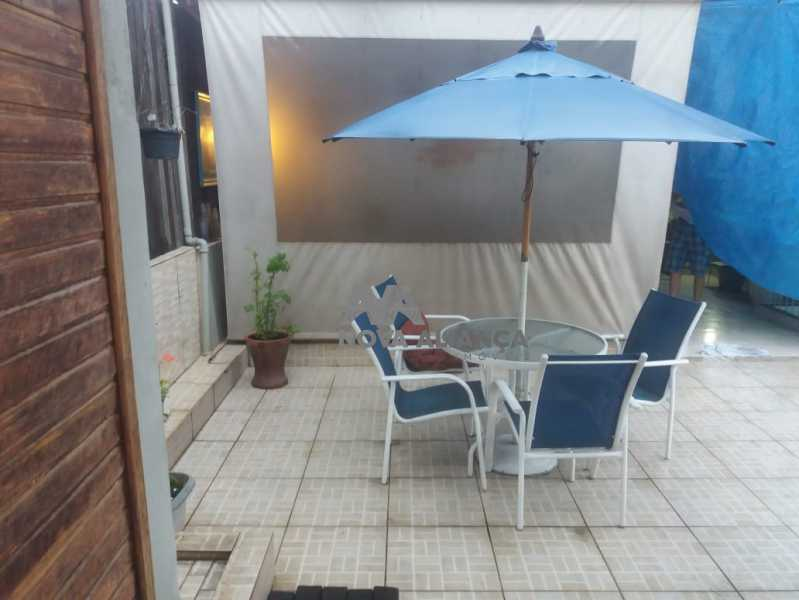 C40 - Casa à venda Rua do Matoso,Rio Comprido, Rio de Janeiro - R$ 740.000 - NTCA20019 - 26