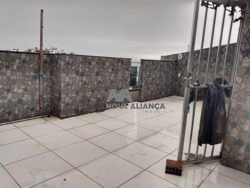 01 - Cobertura à venda Rua do Bispo,Rio Comprido, Rio de Janeiro - R$ 750.000 - NTCO20046 - 5