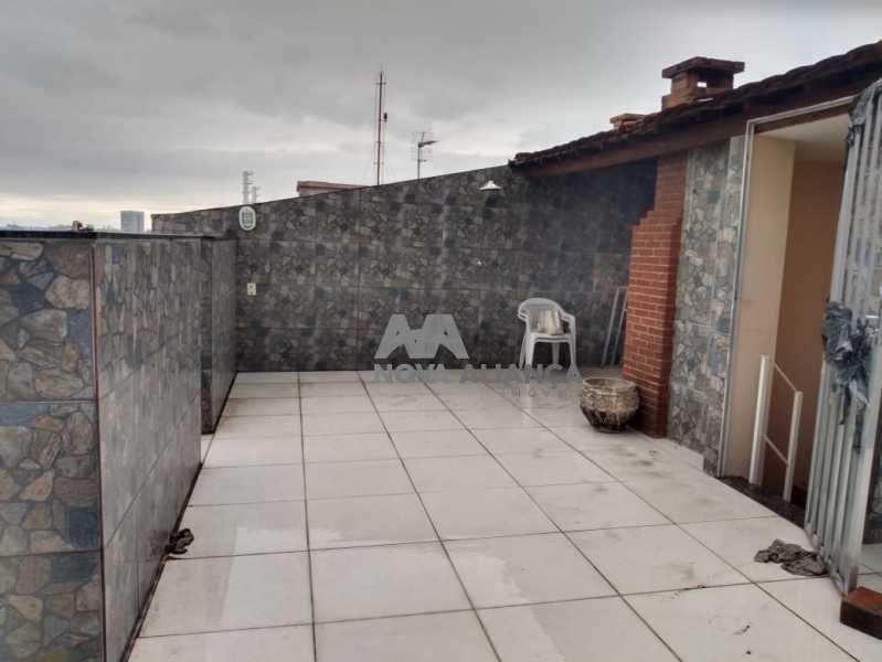 02 - Cobertura à venda Rua do Bispo,Rio Comprido, Rio de Janeiro - R$ 750.000 - NTCO20046 - 6