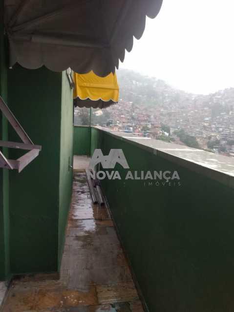 04 - Cobertura à venda Rua do Bispo,Rio Comprido, Rio de Janeiro - R$ 750.000 - NTCO20046 - 8