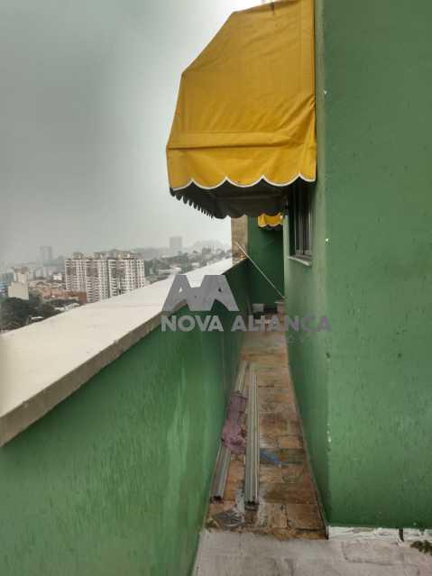 06 - Cobertura à venda Rua do Bispo,Rio Comprido, Rio de Janeiro - R$ 750.000 - NTCO20046 - 10