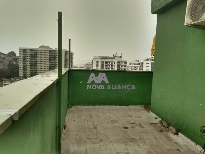 07 - Cobertura à venda Rua do Bispo,Rio Comprido, Rio de Janeiro - R$ 750.000 - NTCO20046 - 11