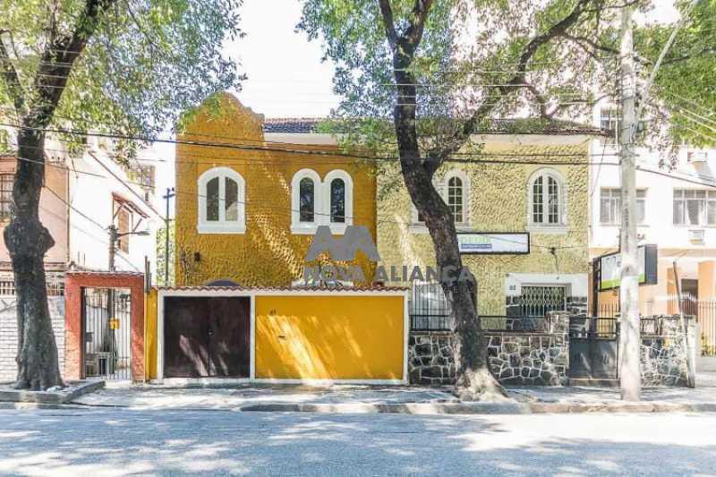 3cbe5bcf-59d8-44fd-aa99-0d88a4 - Casa à venda Rua Uruguai,Tijuca, Rio de Janeiro - R$ 790.000 - NTCA30048 - 1
