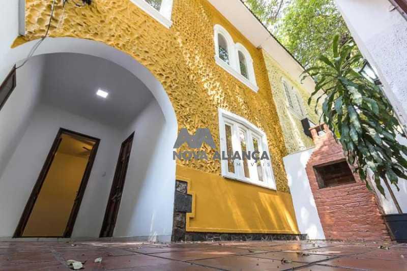 3152589d-08a0-4def-bfec-d2ffa9 - Casa à venda Rua Uruguai,Tijuca, Rio de Janeiro - R$ 790.000 - NTCA30048 - 3