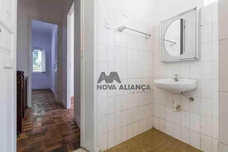 bc89f808-1f10-444e-bb67-131d73 - Casa à venda Rua Uruguai,Tijuca, Rio de Janeiro - R$ 790.000 - NTCA30048 - 29