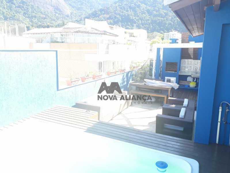 cc856a1d-8545-421a-82a4-3e3b6c - Cobertura 2 quartos à venda Jardim Botânico, Rio de Janeiro - R$ 2.490.000 - NSCO20036 - 8