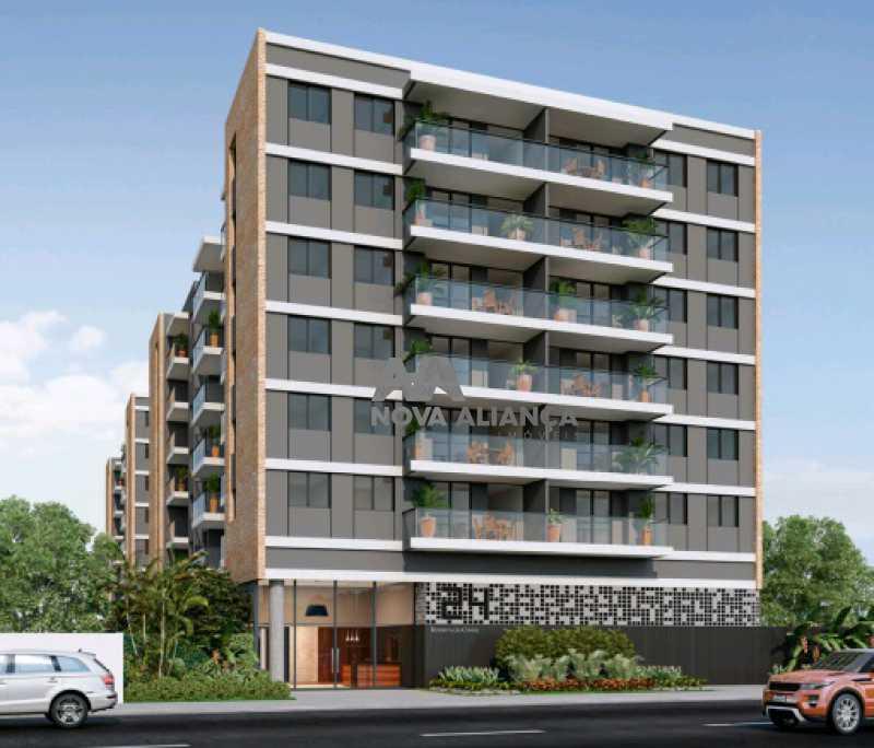 7 - Apartamento à venda Rua Ibituruna,Maracanã, Rio de Janeiro - R$ 924.800 - NTAP21267 - 1