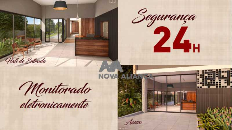 8 - Apartamento à venda Rua Ibituruna,Maracanã, Rio de Janeiro - R$ 924.800 - NTAP21267 - 3