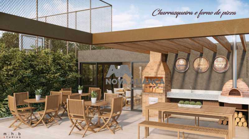 13 - Apartamento à venda Rua Ibituruna,Maracanã, Rio de Janeiro - R$ 924.800 - NTAP21267 - 8