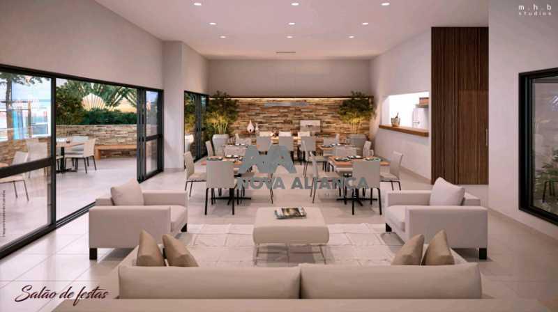 14 - Apartamento à venda Rua Ibituruna,Maracanã, Rio de Janeiro - R$ 924.800 - NTAP21267 - 9