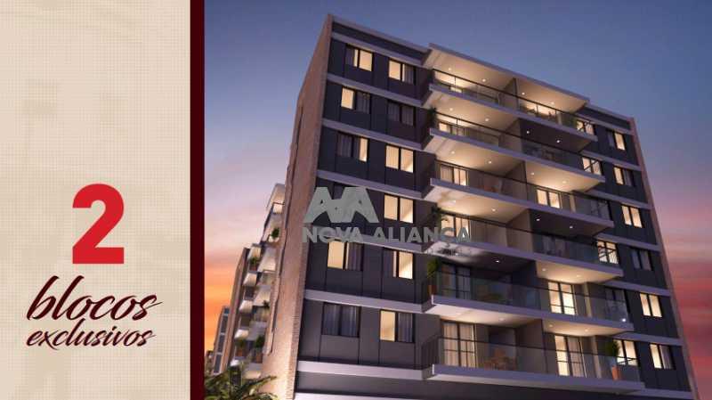 9 - Apartamento à venda Rua Ibituruna,Maracanã, Rio de Janeiro - R$ 873.100 - NTAP21271 - 4