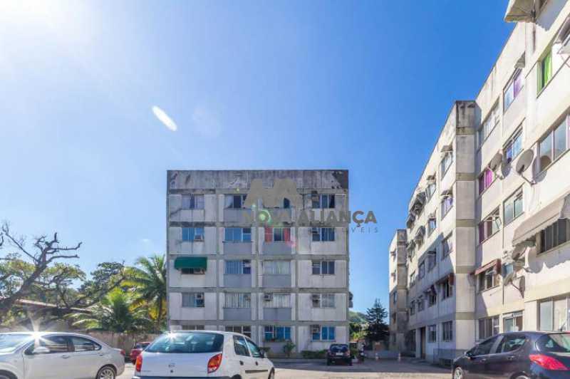 fotos-6 - Apartamento à venda Rua Baronesa,Praça Seca, Rio de Janeiro - R$ 168.000 - NTAP21275 - 7