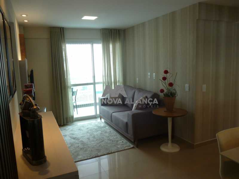 P1060821 - Apartamento 3 quartos à venda Cachambi, Rio de Janeiro - R$ 883.000 - NTAP31059 - 3