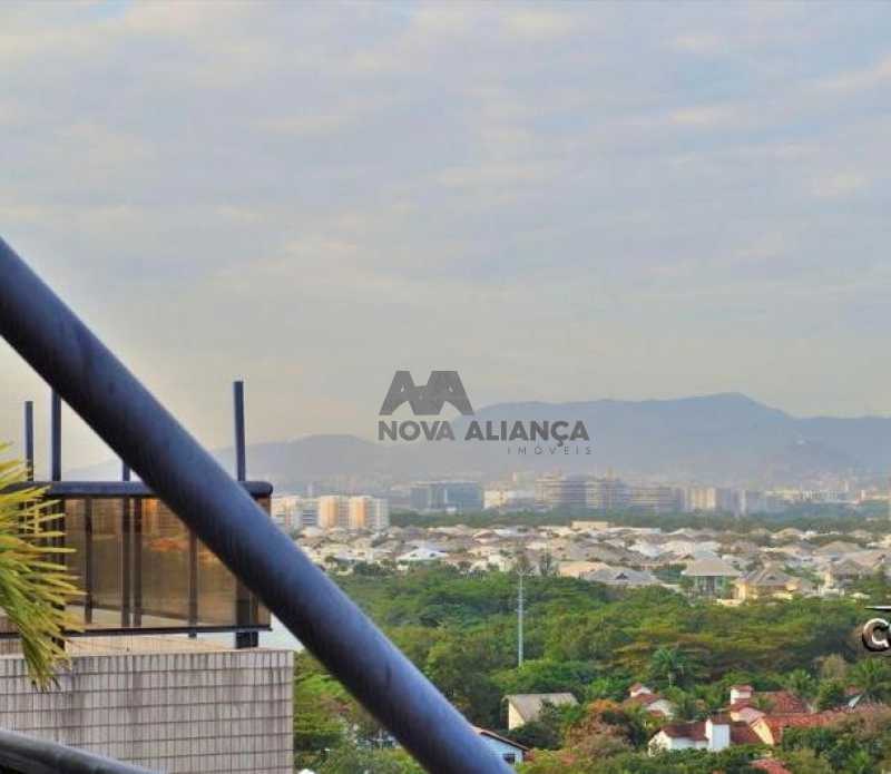 barra 10. - Apartamento à venda Rua Desenhista Luiz Guimarães,Barra da Tijuca, Rio de Janeiro - R$ 1.800.000 - NBAP40324 - 1
