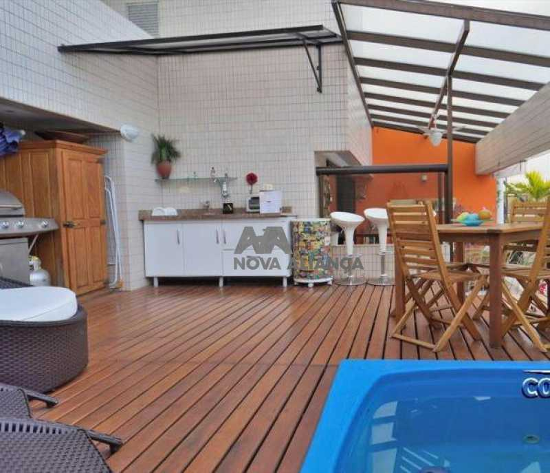 barra 3. - Apartamento à venda Rua Desenhista Luiz Guimarães,Barra da Tijuca, Rio de Janeiro - R$ 1.800.000 - NBAP40324 - 5