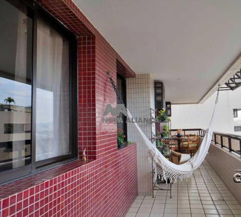 barra 4. - Apartamento à venda Rua Desenhista Luiz Guimarães,Barra da Tijuca, Rio de Janeiro - R$ 1.800.000 - NBAP40324 - 6