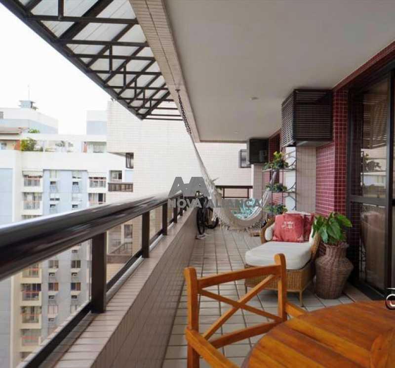 barra 7. - Apartamento à venda Rua Desenhista Luiz Guimarães,Barra da Tijuca, Rio de Janeiro - R$ 1.800.000 - NBAP40324 - 9