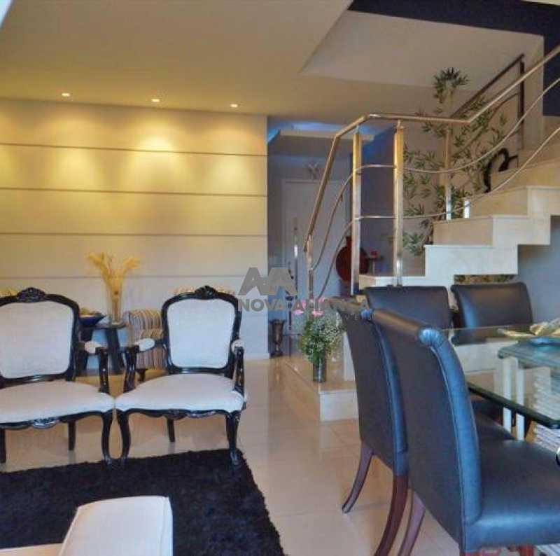 barra 8. - Apartamento à venda Rua Desenhista Luiz Guimarães,Barra da Tijuca, Rio de Janeiro - R$ 1.800.000 - NBAP40324 - 10