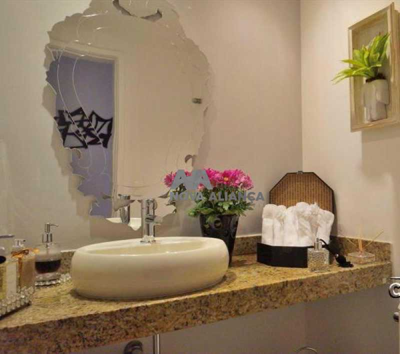 barra 12. - Apartamento à venda Rua Desenhista Luiz Guimarães,Barra da Tijuca, Rio de Janeiro - R$ 1.800.000 - NBAP40324 - 13