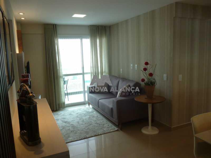 P1060821 - Apartamento à venda Rua Cachambi,Cachambi, Rio de Janeiro - R$ 658.000 - NTAP31071 - 3