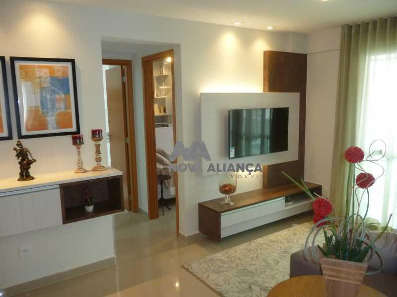 P1060823 - Apartamento à venda Rua Cachambi,Cachambi, Rio de Janeiro - R$ 658.000 - NTAP31071 - 4