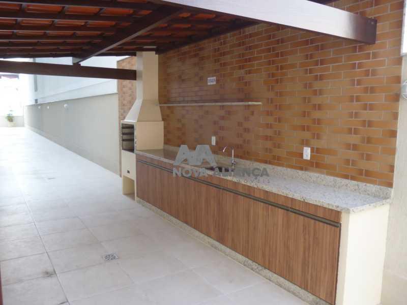 P10608429999999 - Apartamento à venda Rua Cachambi,Cachambi, Rio de Janeiro - R$ 658.000 - NTAP31071 - 31