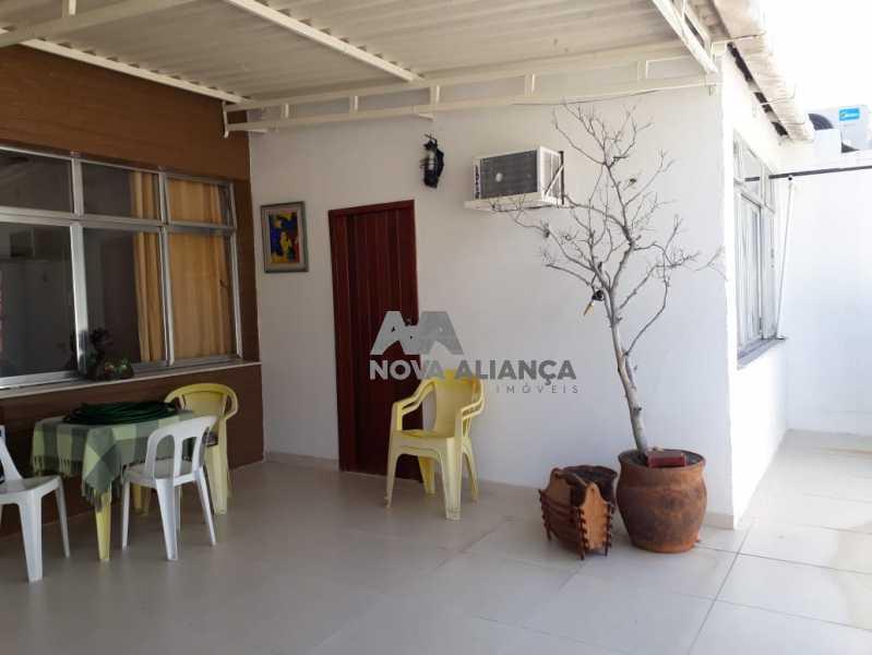 8096f06b-e7fe-4592-a09f-d04f9e - Cobertura à venda Rua Barão de Mesquita,Grajaú, Rio de Janeiro - R$ 650.000 - NTCO20047 - 4