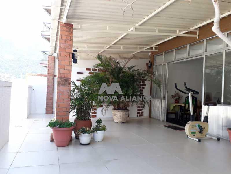 543848f7-3703-4f60-ac2e-8dba3c - Cobertura à venda Rua Barão de Mesquita,Grajaú, Rio de Janeiro - R$ 650.000 - NTCO20047 - 3